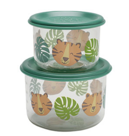ore originals tiger lunch container small FINAL SALE