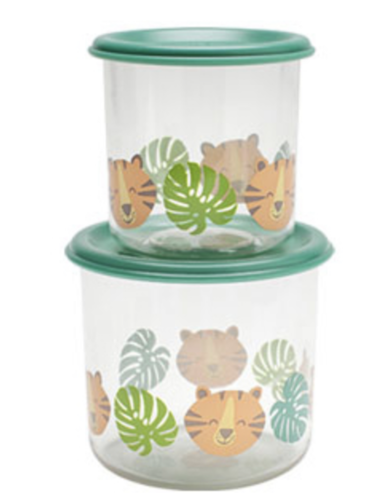 tiger lunch container large
