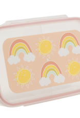 rainbows & sunshine lunch bento box
