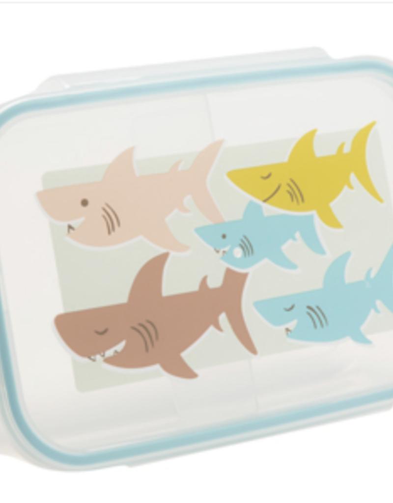 shark lunch bento box FINAL SALE