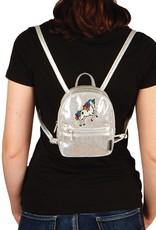 fashion angels silver shimmer mini unicorn backpack