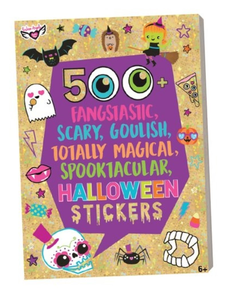 fashion angels 500+ spooktacular halloween stickers