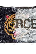 fashion angels tiger magic sequin reveal pouch