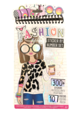 fashion angels sticker by number- fashion