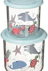 ocean lunch containers large FINAL SALE