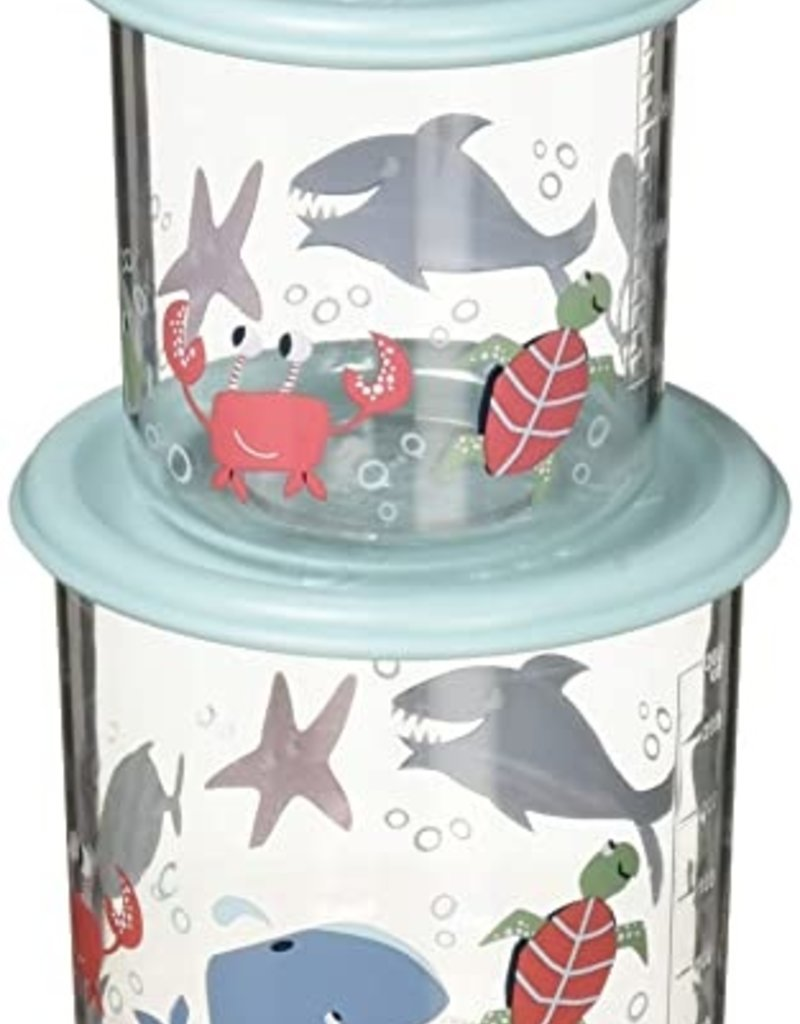ocean lunch containers large