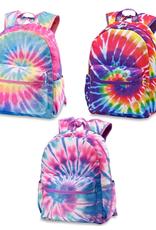 tie dye canvas backpack