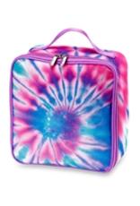 tie dye canvas lunchbox