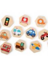 traffic memory game