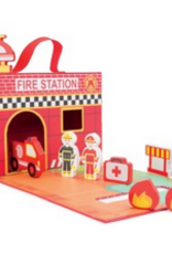 fire brigade play set