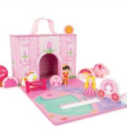Legler princess castle play set
