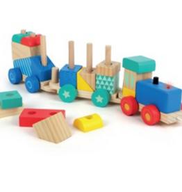 Legler train sorting game