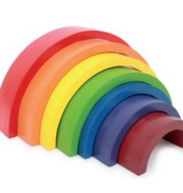 Legler rainbow building blocks
