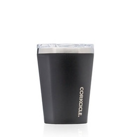 corkcicle 12oz tumbler matte black