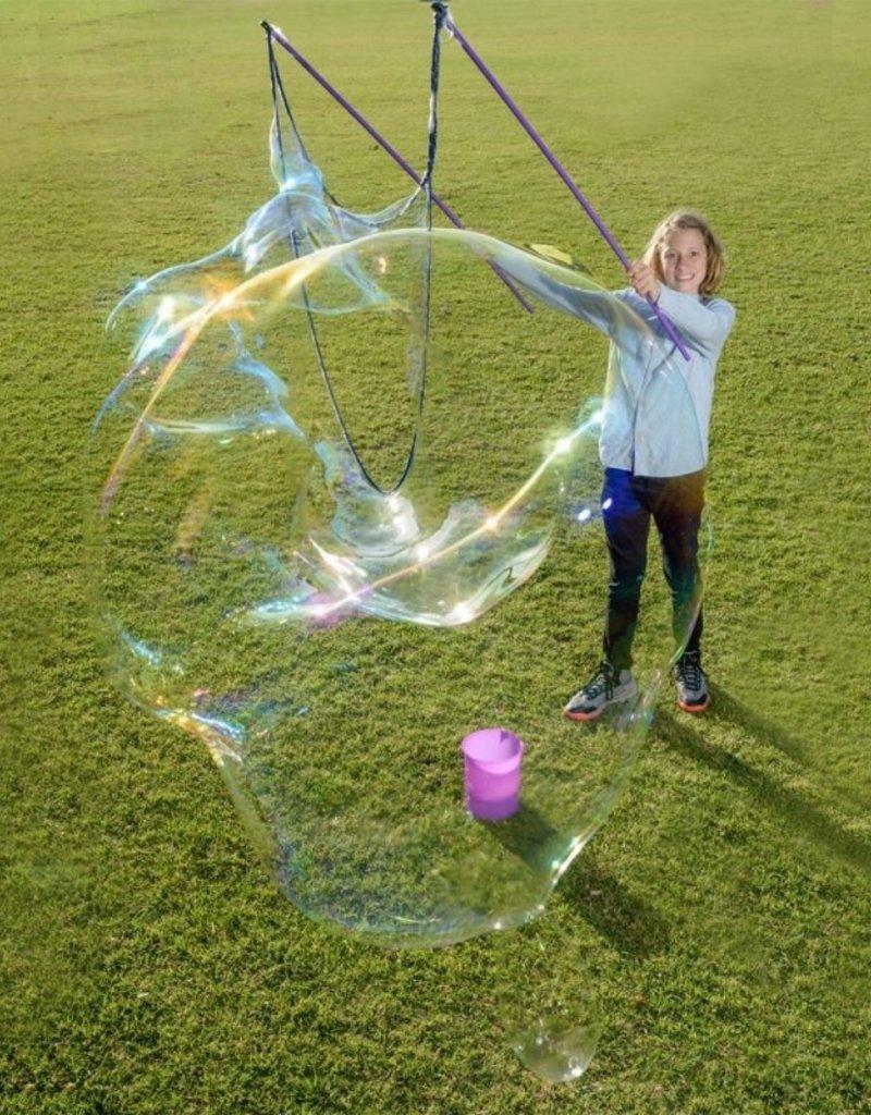 extendable bubble stix