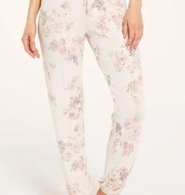 z supply ava floral jogger