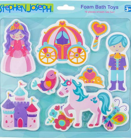 stephen joseph foam bath toys