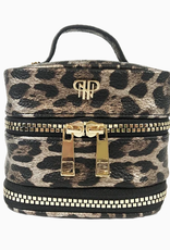 PurseN leopard getaway weekender jewelry case