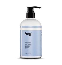 frey hand soap sandalwood/bergamot/clove