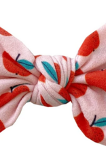 Baby Bling teachers pet printed knot