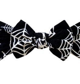Baby Bling web printed knot