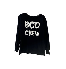 R+R toddler boo crew long sleeve