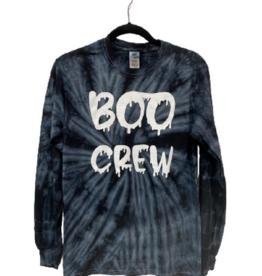 youth boo crew long sleeve