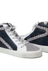 vintage havana lynn army multi hi top sneaker