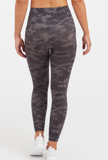 spanx look at me now leggings heather camo