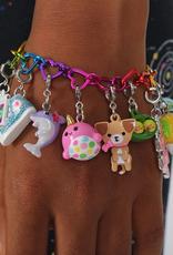 charm chain bracelet