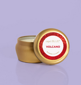 capri blue volcano glam mini tin 3oz