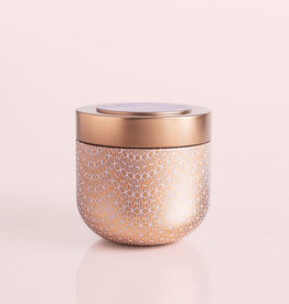 capri blue pink grapefruit & prosecco gilded tin 12.5oz