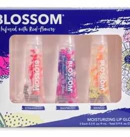 blossom blossom moisturizing lip gloss