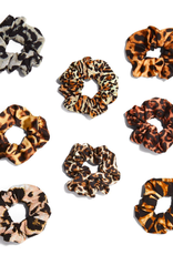two's company leopard scrunchie final sale