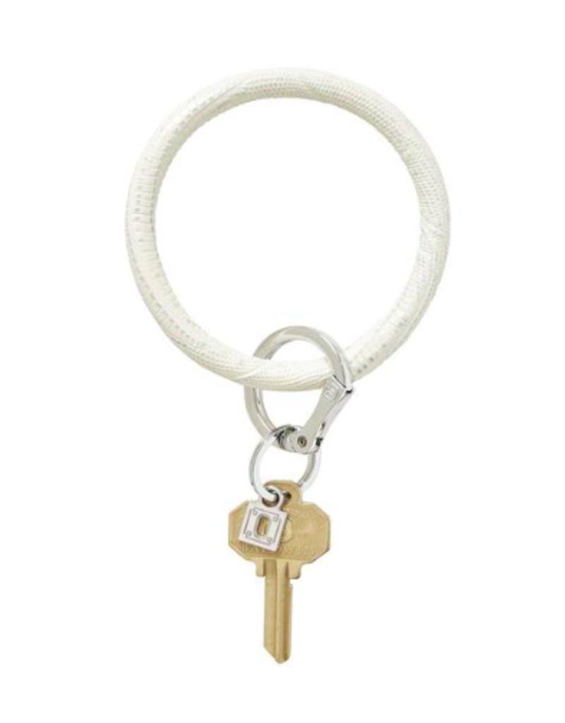 oventure leather big o key ring