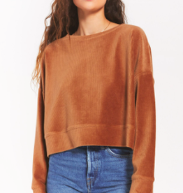 z supply astrid cord pullover