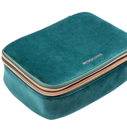 my tagalongs deluxe beauty organizer vixen teal