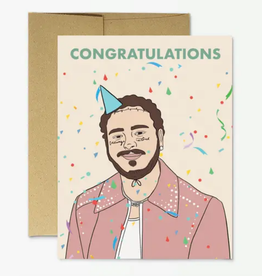party mountain paper co malone congratulations card