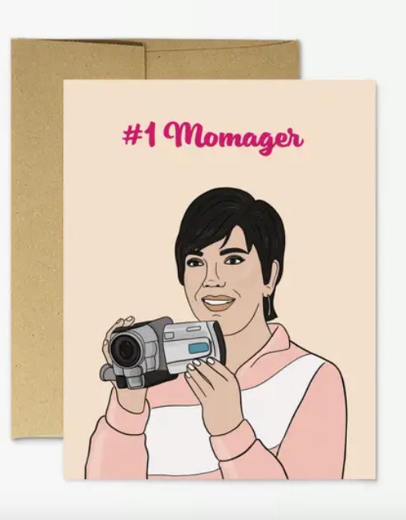 kris momager card