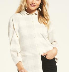 z supply the ada plaid shirt