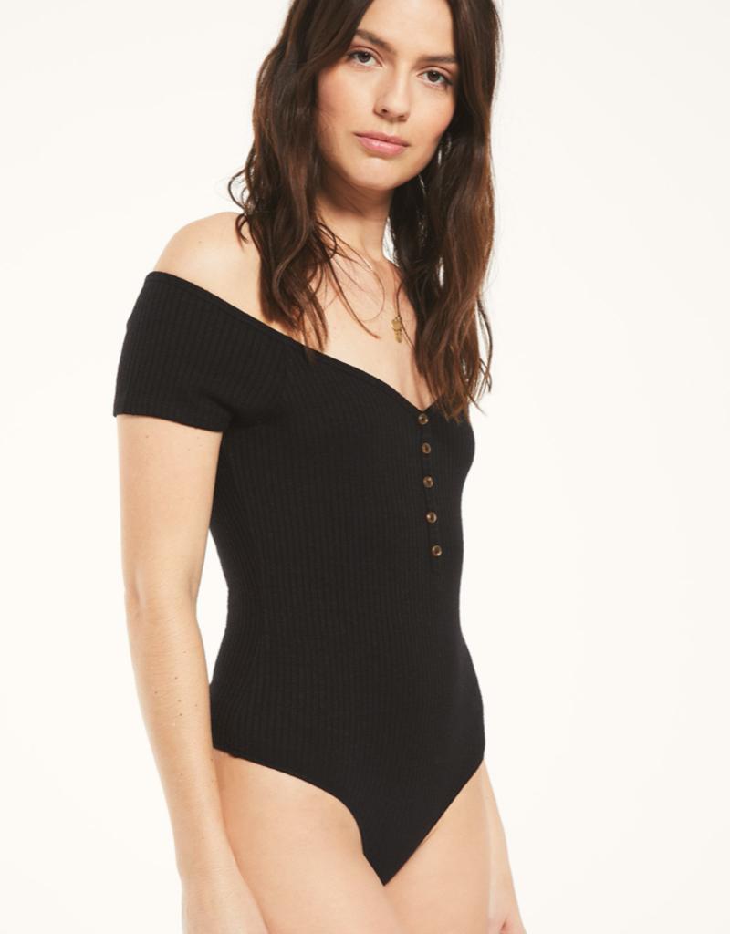 z supply the bella rib bodysuit