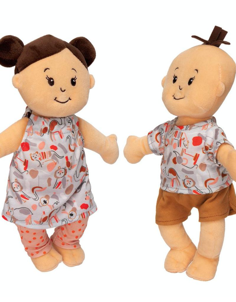 wee baby stella twins