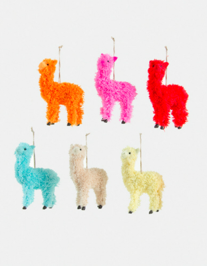 llama ornament FINAL SALE