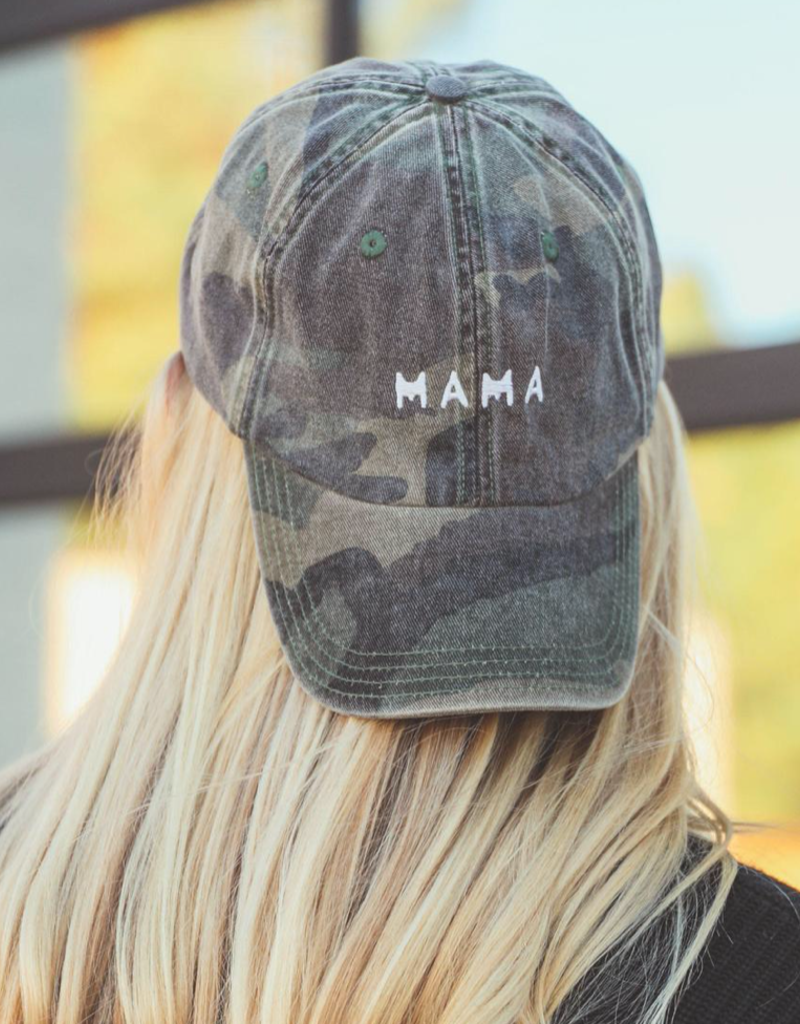 friday + saturday mama hat