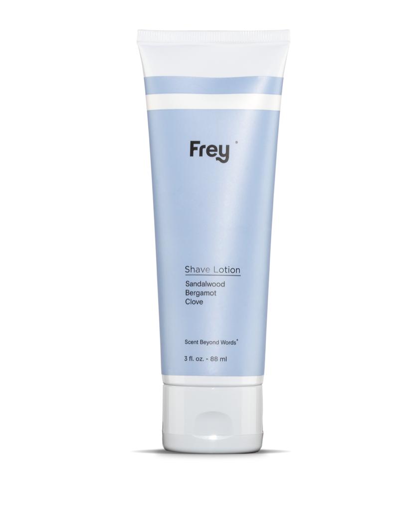 frey shave lotion - sandalwood/bergamot/clove