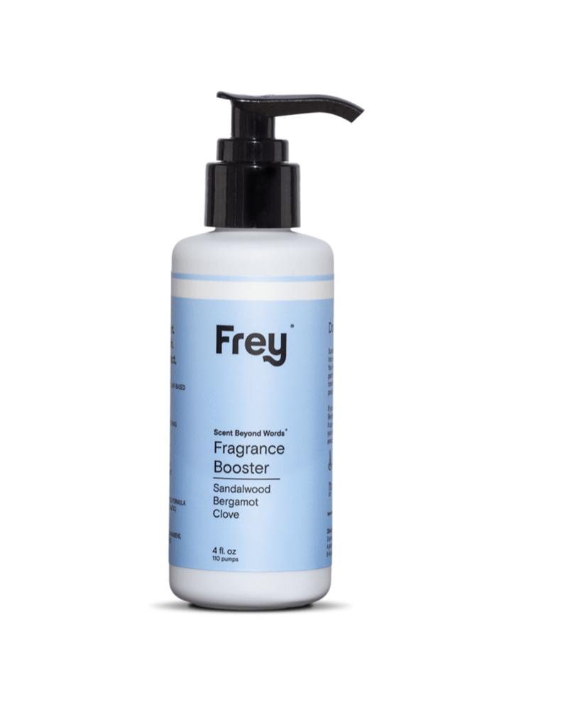 frey 4oz fragrance booster - sandalwood/bergamot/clove