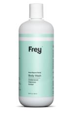 frey 16oz body wash oakmoss/cedarwood/amber