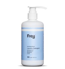 frey 16oz concentrated detergent - sandalwood/bergamot/clove