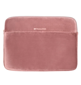 my tagalongs laptop sleeve vixen rose