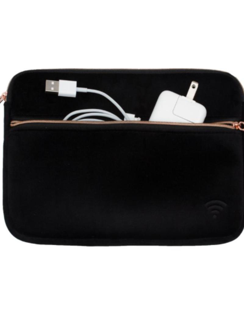 my tagalongs tech organizer pouch vixen black
